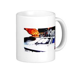 DJ Equipment (CDs) Mugs