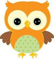 Quinceanera Owls in Colors Clipart. Owl Clip Art, Owl Art, Owl Applique, Applique Patterns, Felt Patterns, Owl Classroom, Kindergarten Classroom, Classroom Decor, Owl Templates