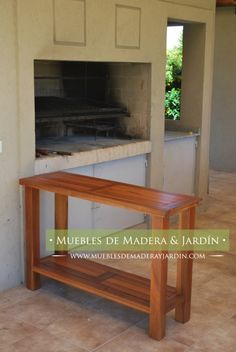 1000 images about mesas para quincho on pinterest mesas for Sillas para quincho