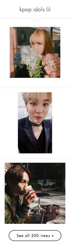 """kpop idols (i)"" by rain-storms ❤ liked on Polyvore featuring accessories, jimin, bts, jin, kpop, jeon jungkook, bts - jungkook, filler, taehyung and bts - suga"