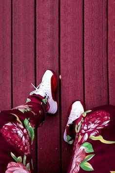 beautifullydope: phuckindope: Jordan Cherry 12s LOVE