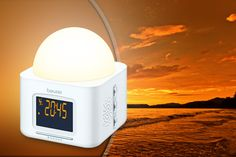 Dawn Simulator Light Alarm Clock