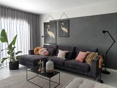 Exceptional small living room designs are available on our web pages. look at this and you will not be sorry you did. Small Living Room Design, Living Room Decor Cozy, Living Room Grey, Home And Living, Living Room Designs, Living Room Furniture, Porch Wall Decor, Home Decor, Futuristic Furniture