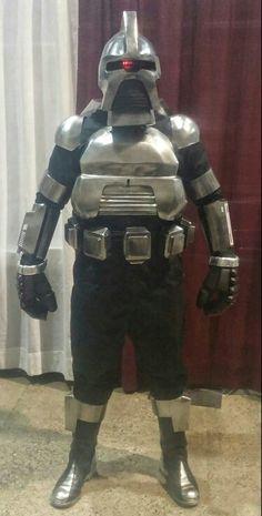 Battlestar Galactica cosplay at Planet Comic Con 2015