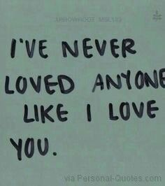 The Personal Quotes - Love Quotes , Life Quotes Like I Love You, Love Of My Life, The Words, Crush Quotes, Me Quotes, Daily Quotes, Soul Mate Love, Hopeless Romantic, My Guy
