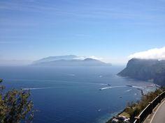 Aussicht von Anacapri Mountains, Nature, Travel, Italy, Naturaleza, Viajes, Destinations, Traveling, Trips