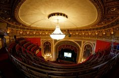 Pabst Theater - Milwaukee, WI - Went to see Joshua Radin and Cary Brothers there!