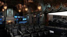 Eu quero um Home theater da Bat Caverna - Homem Objeto - Link - Estadao.com.br