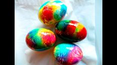 (metoda curcubeului)How to dye Easter eggs? Easter Egg Cake, Orthodox Easter, Romanian Food, Romanian Recipes, Egg Art, Egg Decorating, Holidays And Events, The Creator, Make It Yourself