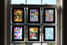 Stained glass for kids