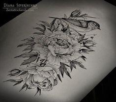 diana severinenko tattoo - Google Search