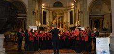 SORSO.  Grande successo oltre Tirreno per la corale polifonica Santa Croce di Sorso. L'ensemble, diretta dal maestro Graziano Madrau, ha preso parte alla sesta edizione del concorso nazionale per...