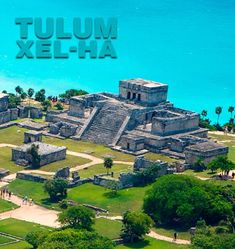 Xel Ha Tulum Tour - closed Sunday, reservation required, food & drink included
