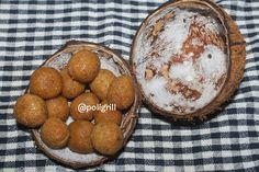 COCONUT LADDU - নারকেল নাড়ু কীভাবে বানাবেন