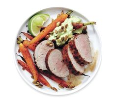 Mexican Pork Loin and Carrots