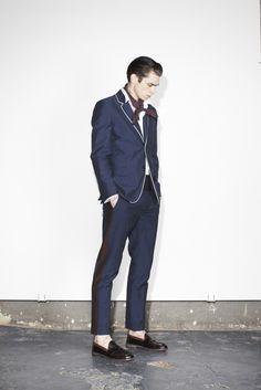 Marc Jacobs Spring 2014 Menswear