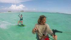 From nicoferaudLove to share a session with this one 💓 #carribeantrip #gokite #kiteboarding #hayatikaydet #GoPro #Hero5 #goprokiteboarding #takoonfamily #paradise #mywifeisthecoolestintheworld #kitesurfing #kiteboarding #kitesurf #kiteboard