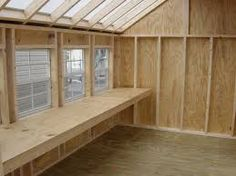 Image result for combination shed 10x10