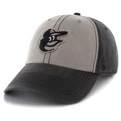 Baltimore Orioles '47 Youth Undertow Cleanup Adjustable Hat - Graphite - $15.99