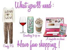 Grab something to sip on, get in some comfy PJs and you're ready for an online party! Join my free makeup tips and tricks group! http://www.lindseypierce.com/vip