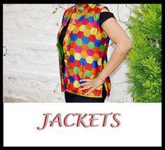 Jackets & Shrugs