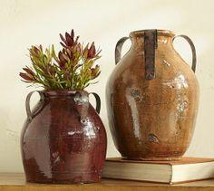 Marlowe Vases   Pottery Barn