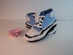 - Crochet High Tops