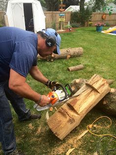 Tuga's East Coast Tikis: Maoi Head/ Rada Nui – Schnitzerei Chainsaw Wood Carving, Wood Carving Art, Wood Art, Diy Wood Projects, Wood Crafts, Woodworking Projects, Chain Saw Art, Tiki Man, Tiki Statues