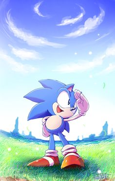 Gaming tidbits for the last few days, from Final Fantasy to Sonic! Sonic The Hedgehog, Hedgehog Art, Shadow The Hedgehog, Game Sonic, Sonic 3, Sonic Fan Art, Geeks, Sonic Generations, Classic Sonic