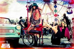 Carnival Funfair PhotoBooth by PaardenKracht
