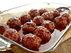 Iowa Ham Balls with Sweet Sour Glaze - Frugal Hausfrau Ham Recipes, Cooking Recipes, Recipes With Ham Loaf, Recipies, Meatball Recipes, Yummy Recipes, Ham Balls, Cheap Meat, Pork Ham