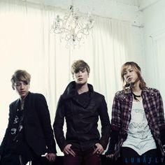 LUNAFLY gearing up for the release of second digital single