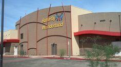 Butterfly Wonderland in Scottsdale, AZ