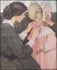 illustrations of little women by jessie willcox smith - Google Search