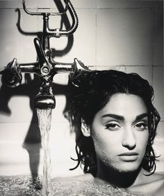 Albert Watson - Yvette, Berlin, 7th July, 1990