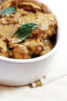 Mangalorean chicken curry