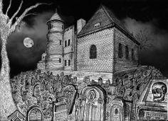 Cimitery Of Prague