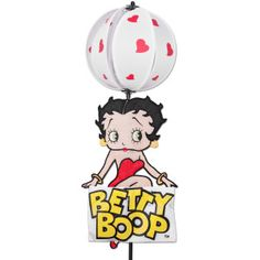 Betty Boop Garden Stake! Every flower loving lady needs one of these for her garden!