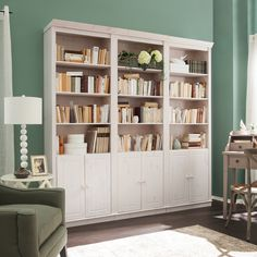 billy oxberg bookcase birch veneer living room pinterest bouleau ikea et biblioth que. Black Bedroom Furniture Sets. Home Design Ideas