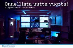 Viestintävirasto - Tee kyberlupaus vuodelle 2016!