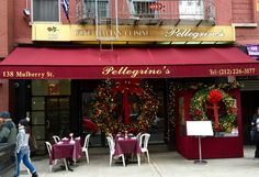 Best authentic Italian food in the city