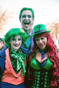 Gothem Villains #DC #Comics #Wondercon2014