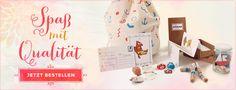 Spielideen von Kinderkistl - Beispielkistl Advent Calendar, Holiday Decor, Children Toys, Game Ideas, Advent Calenders