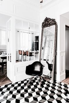 home, chic, and fashion image