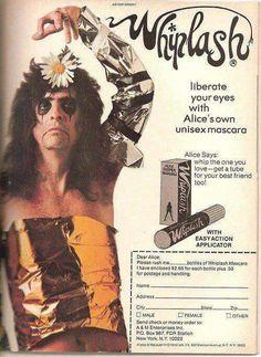 Whiplash, 1973 ~ Vintage Ad
