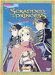Scrapped Princess - Vol. 3: Traveling Trouble (DVD, 2005), Good Shape!