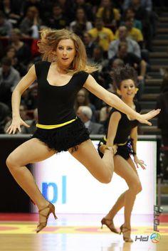 Cheerleaders FLEX Sopot. Trefl Sopot – Asseco Prokom Gdynia