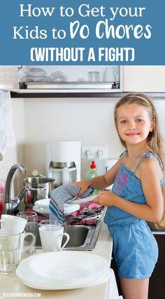 23 besten Teaching kids responsibility! Bilder auf Pinterest ...