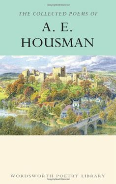 depiction of time in three housman poems With over 10 million books on wordery, all with free worldwide delivery, we're dedicated to helping fellow bookworms find the right books at the lowest prices.
