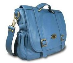 Celeste.....I actually have a purse and coat this color.